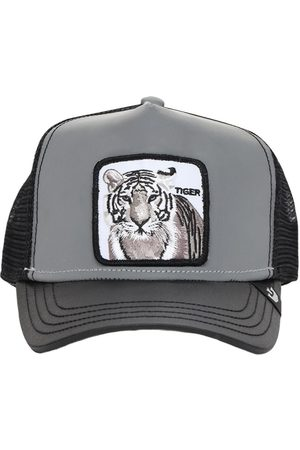 Goorin Bros. Reflective Tiger Trucker Hat W/patch