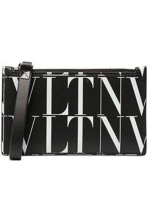 VALENTINO GARAVANI VLTN plånbok med logotyp