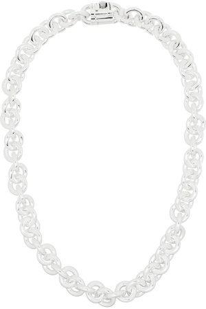 Le Gramme Chain-link sterling necklace