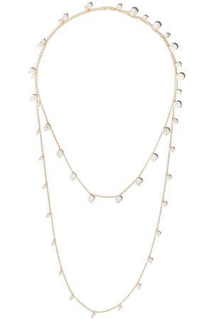 Mizuki Sea of Beauty Akoya halsband i 14K gult med pärlor