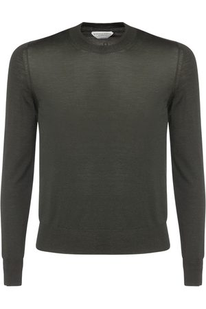 Bottega Veneta Light Wool Knit Sweater