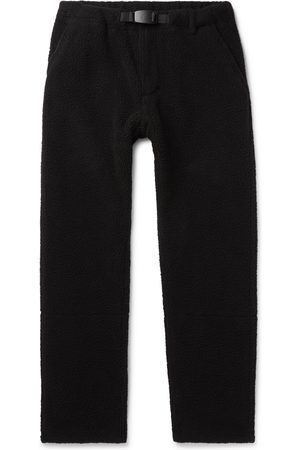 Gramicci Truck Belted Fleece Trousers