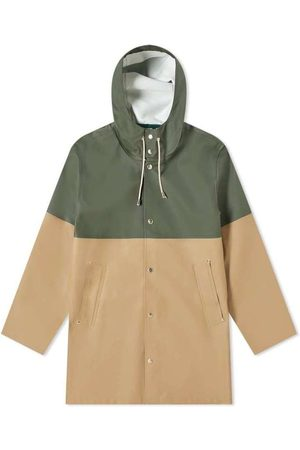 Stutterheim Stockholm Blocked Raincoat