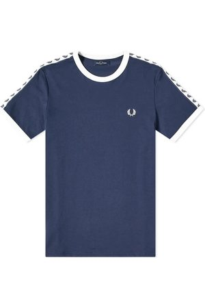Fred Perry Authentic Taped Ringer T-shirt