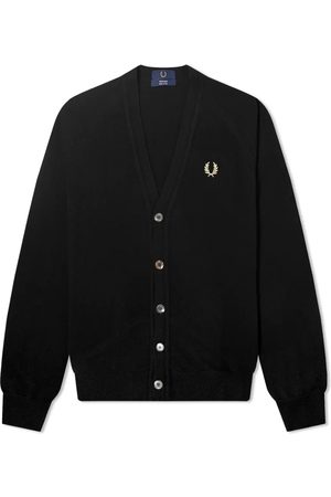 Fred Perry Reissues Lambswool Cardigan