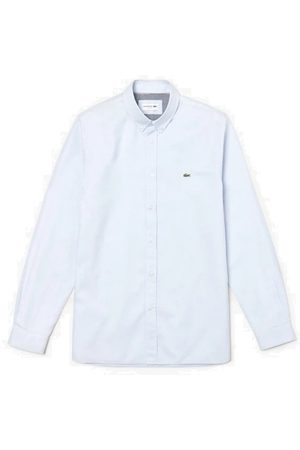 Lacoste Live Embroidery Cotton Shirt