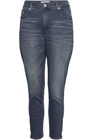 Calvin Klein High Rise Skinny Ankle Skinny Jeans
