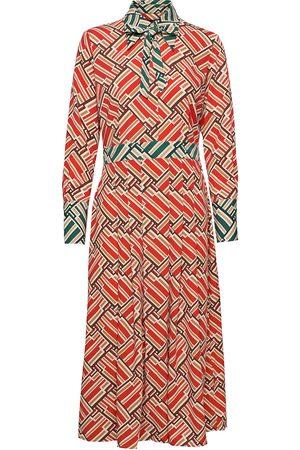 Morris Lady Madie Printed Dress Knälång Klänning