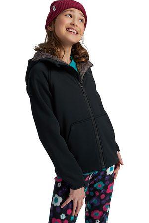 Burton Crown Weatherproof Sherpa Zip Hoodie true black