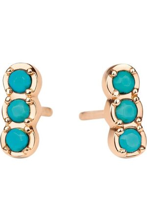 GINETTE NY Fallen Strip Earrings
