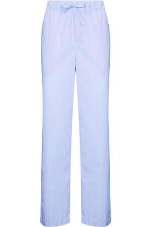 Tekla Straight-leg pyjama trousers