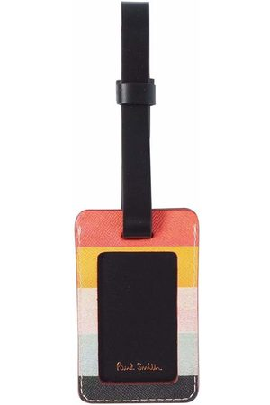 Paul Smith Leather Luggage Tag