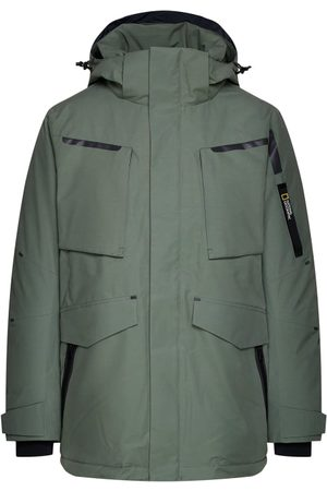 NATIONAL GEOGRAPHIC Urban Tech Coat Men's
