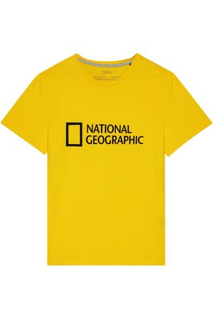 NATIONAL GEOGRAPHIC Logo T-shirt