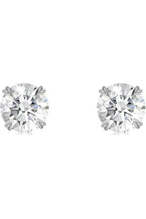 Pragnell Windsor diamantörhängen i 18K vitguld