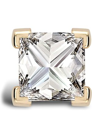 Pragnell RockChic Solitaire diamantörhänge i 18K gult