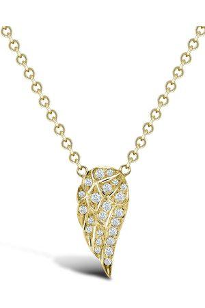 Pragnell Tiara diamanthänge i 18K gult