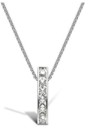 Pragnell Kvinna Halsband - RockChic diamanthänge i 18K vitguld