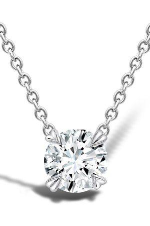Pragnell Windsor diamanthänge i 18K vitguld