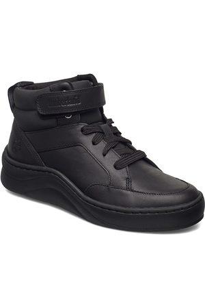 Timberland Ruby Ann Chukka Blk Höga Sneakers