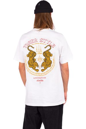 Empyre Style of the Tiger T-Shirt white
