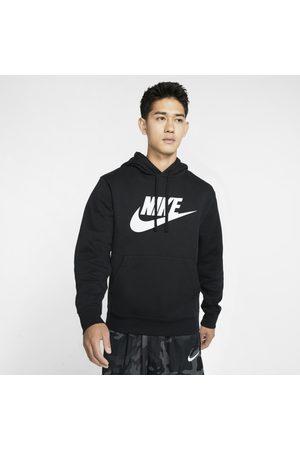 Nike Huvtröja Sportswear Club Fleece med tryck för män