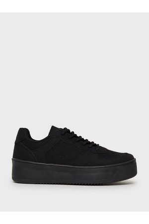 NLY Shoes Flirty Platform Sneaker Low Top /