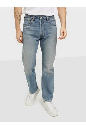 Levi's Man Straight - 551Z Authentic Straight Hula H Jeans Indigo