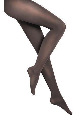 Wolford Kvinna Strumpbyxor - Nylonstrumpbyxa 'Velvet de Luxe 66 Comfort Tigh
