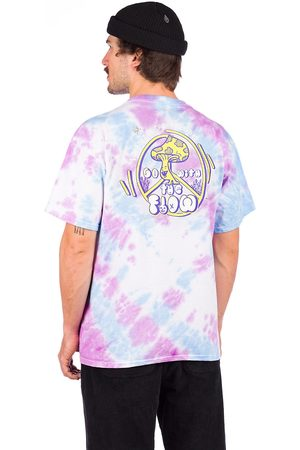 A.Lab Go With The Flow T-Shirt white/tie dye
