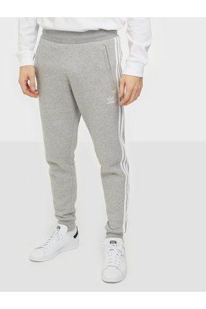 adidas Man Joggingbyxor - 3-Stripes Pant Byxor Grey