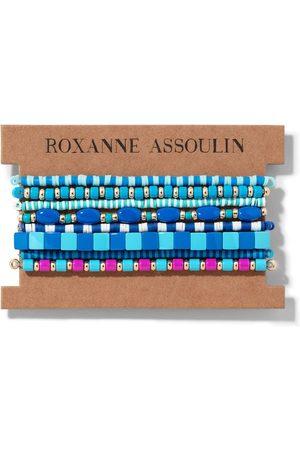 Roxanne Assoulin Color Therapy® Blue bracelet set