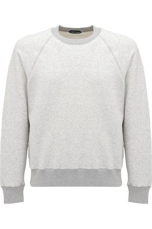 Tom Ford Logo Label Vintage Dyed Sweatshirt