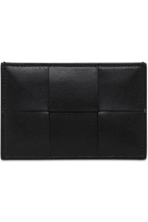 Bottega Veneta Man Plånböcker - Maxi Intreccio Leather Card Holder