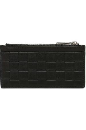 Bottega Veneta Man Plånböcker - Intreccio Leather Card Holder