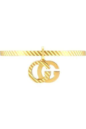 Gucci Kvinna Ringar - Ring med logotyp i 18K gult