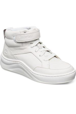 Timberland Ruby Ann Chukka Whi Höga Sneakers