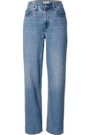 Levi's Kvinna Bootcut - Jeans 'LOOSE STRAIGHT WB