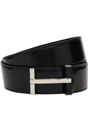 Tom Ford Man Bälten - 4cm T Classic Leather Belt
