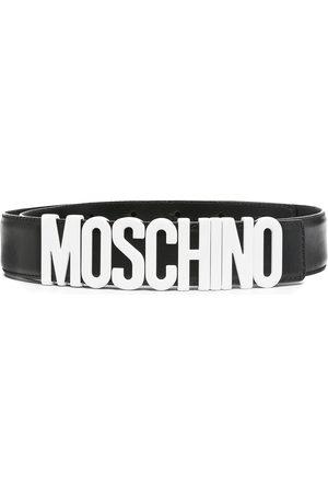 Moschino Bälte med logotypspänne