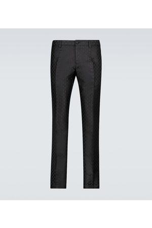 Dolce & Gabbana Exclusive to Mytheresa – formal jacquard pants