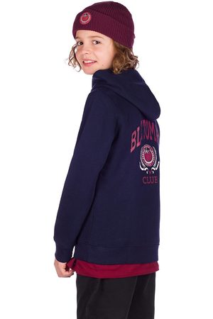 Blue Tomato Club Hoodie french navy