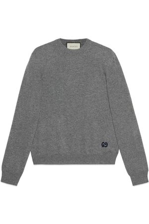 Gucci Cashmere jumper with GG