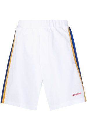 Dsquared2 Side-stripe shorts