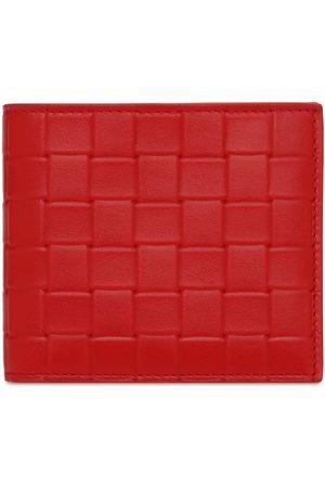 Bottega Veneta Intreccio Leather Billfold Wallet