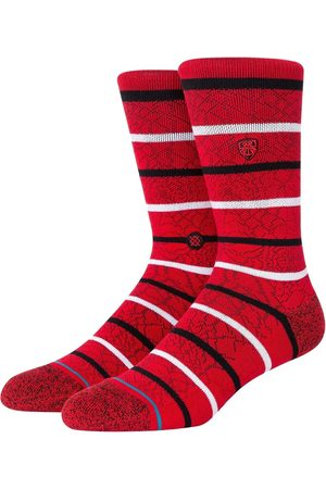 Stance Cobwebs Combed Cotton Blend Socks