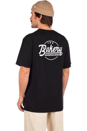 The Bakery Boardbuilders T-Shirt black/ecru