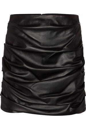 Dolce & Gabbana Leather miniskirt