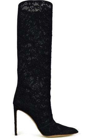 Francesco Russo Lace boots
