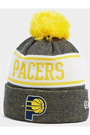 New Era NBA Indiana Pacers Pom Beanie Hat - Only at JD